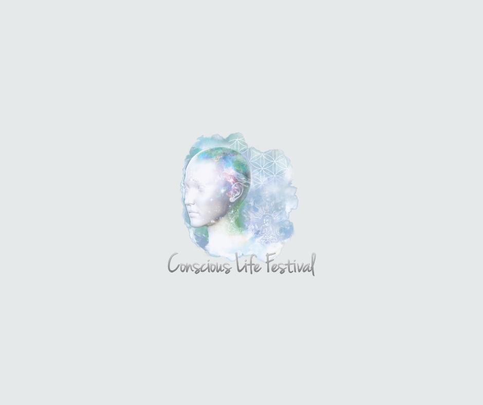 conscious life festival logo
